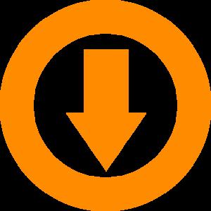 Pfeil Orange