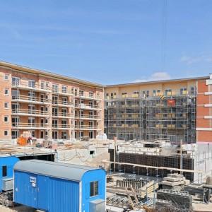 Pressebild Projektbericht Baustelle
