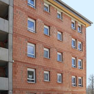 Projektbericht Architekturfoto Rohbaufassade